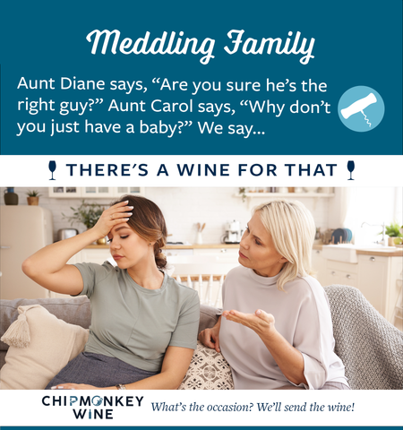 Meddling Family Chipmonkey Wine