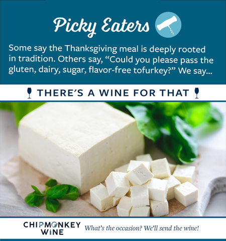 Picky Eaters Chipmonkey Wine