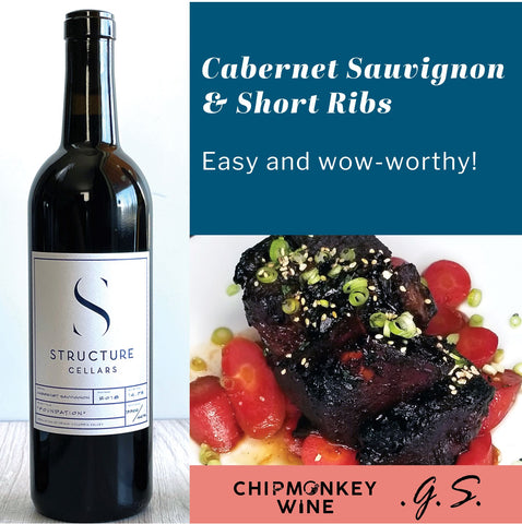Cabernet with Short Ribs