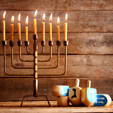 Load image into Gallery viewer, Happy Hanukkah
