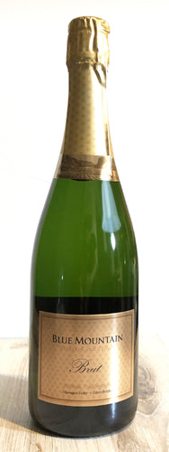 NV Blue Mountain Gold Label Traditional Method Brut