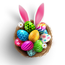Load image into Gallery viewer, Happy Easter