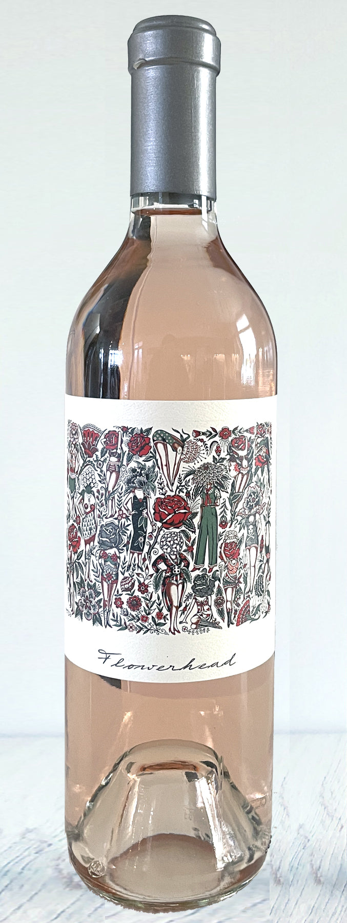 2020 Lu and Oly Flowerhead Rosé