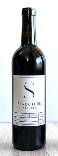 2020 Structure Cellars Foundation Malbec