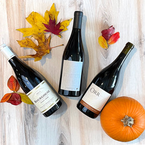Thanksgiving Wine Pairing 3 and 6 Packs