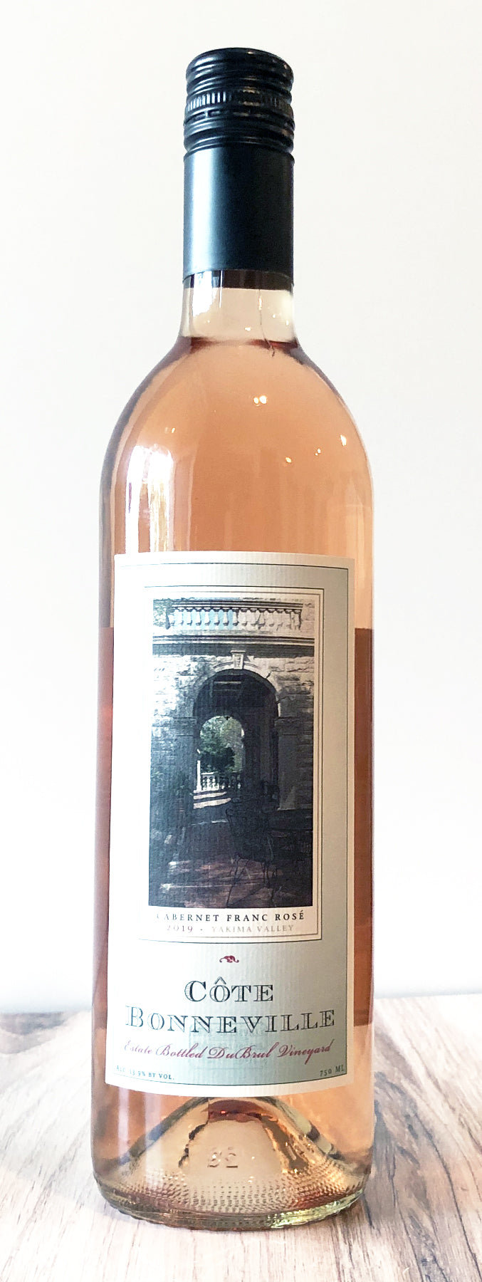 2019 Cote Bonneville Rose