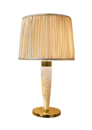Luxury Estremoz Marble Table Lamp - Gattopardo