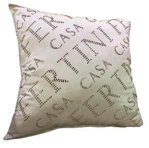 Luxury Cushion - Signature