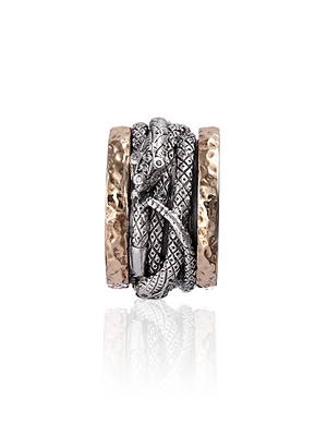 Serpenti Ring - Gattopardo