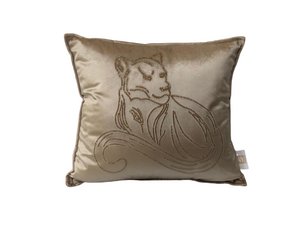 Luxury Cushion - Leopard