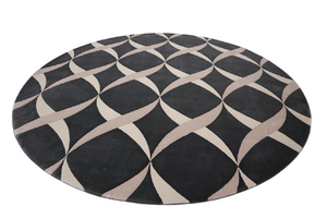 Luxury Iconi Rug FC Logo - Beverly