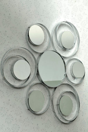 Contemporary Zurich Mirror