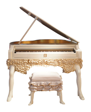 Grand Piano The Queen of Cancan