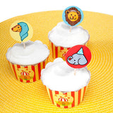 Big Top Circus Eid Cupcake Kit