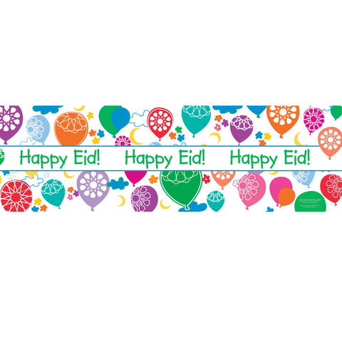 Flying High Eid Banner