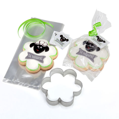 MubAArak Sheep Eid Cookie Kit