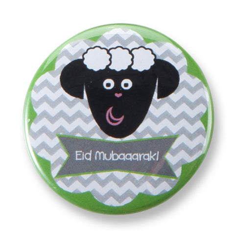MubAArak Sheep Eid Buttons