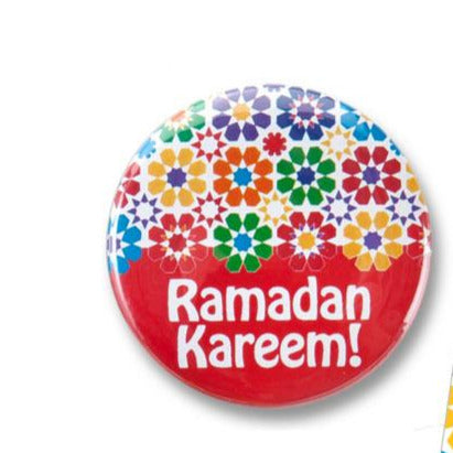 Zillij Ramadan Buttons & Bookmarks Bundle