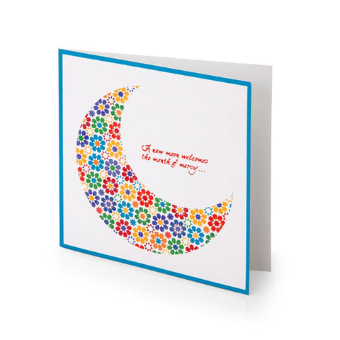 Zillij Ramadan Greeting Cards