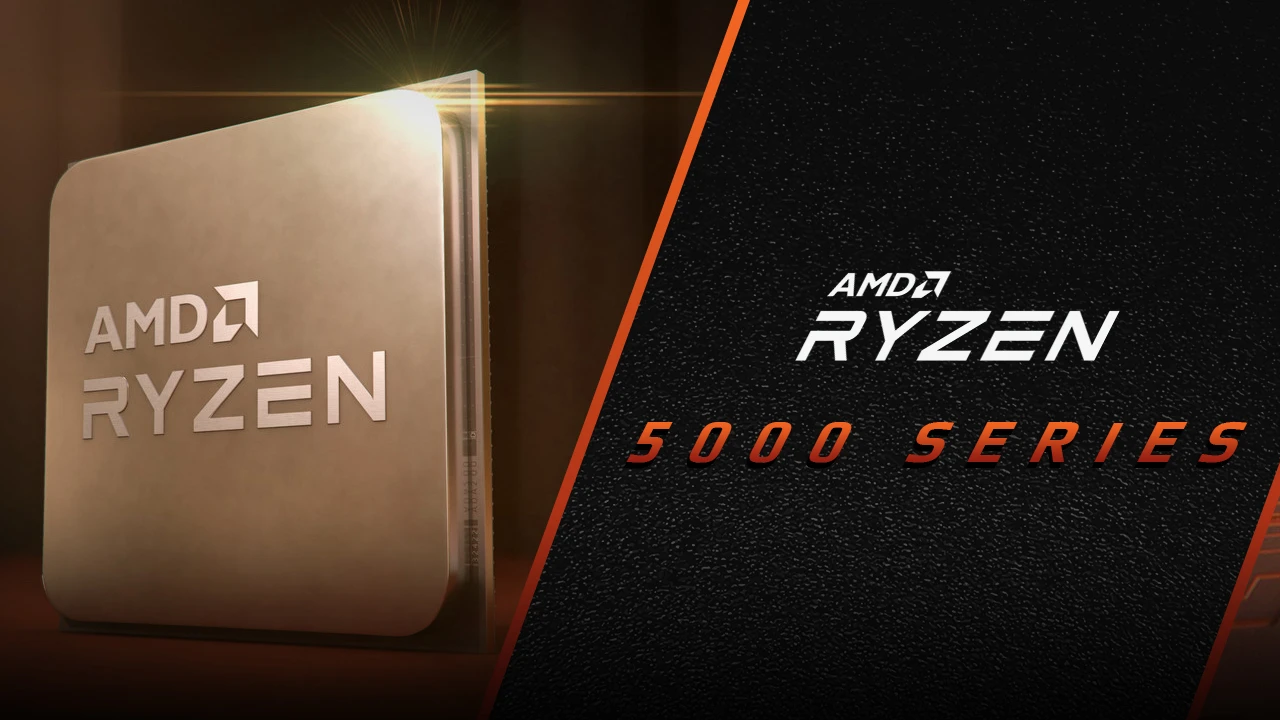 Be unstoppable with NEW AMD RYZEN 5000 Series