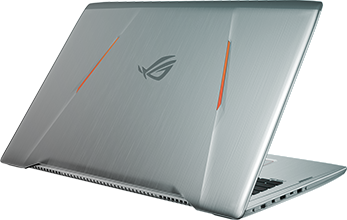 Image of ASUS GL502 laptop.