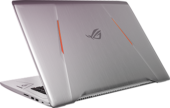 Image of ASUS GL702 laptop.