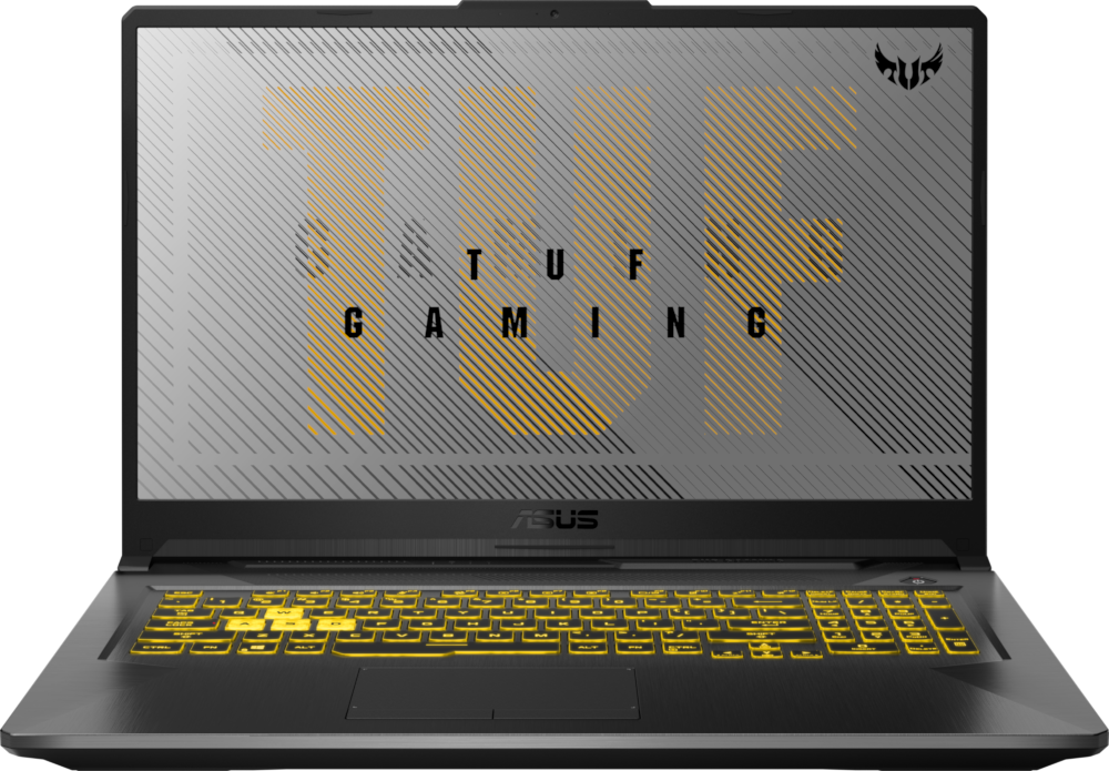 ASUS TUF GAMING A17 TUF706IU-AS76