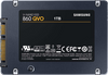 "1TB Samsung 860 QVO 2.5"" SATA SSD - Upgrade from 2TB 5400"