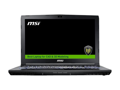 MSI WE62 7RI-1861US