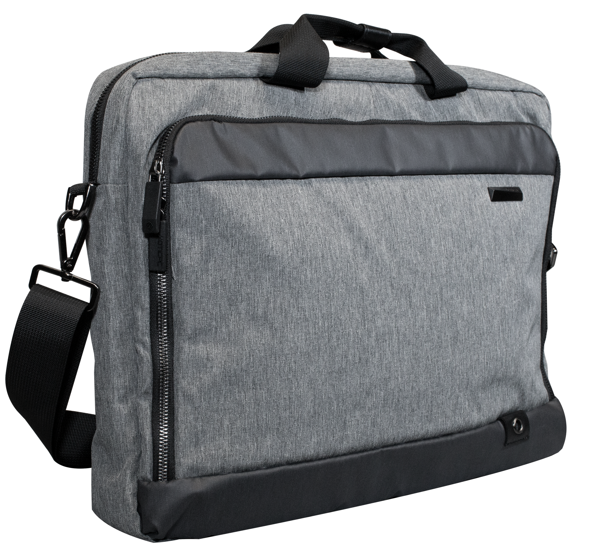 XOTIC PC Grey Shoulder Laptop Bag