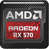 AMD RX570 4GB - Default