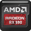 AMD RX590 8GB - Upgrade from Integrated