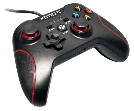 XOTIC PC Wired Gaming Controller