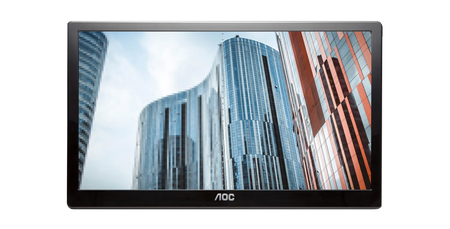 "AOC I1659FWUX 15.6"" USB-Powered Portable Monitor"