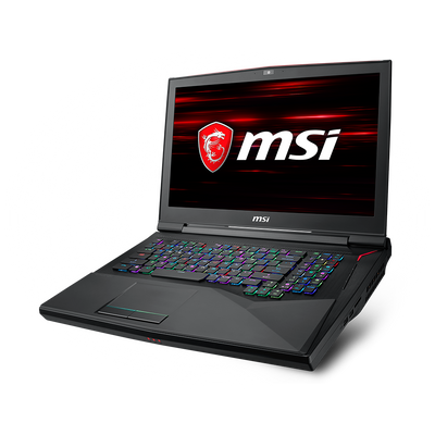 MSI GT75 TITAN-094 Custom White