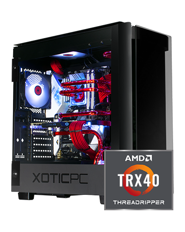 GX17 OBSIDIAN TRX40 THREADRIPPER