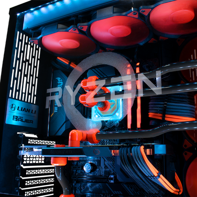 ORANGE RYZEN DYNAMIC