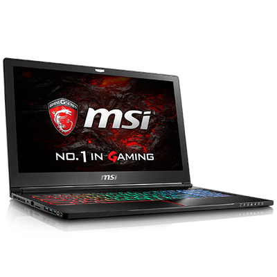 MSI GS63VR Stealth Pro-002