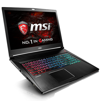 MSI GS73VR Stealth Pro 4K-223