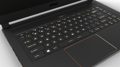 MSI GS65 Stealth THIN-500