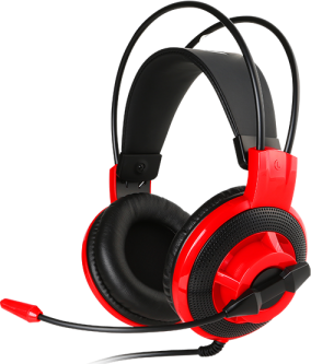 MSI STEELSERIES SIBERIA V2 GAMING DS501 HEADSET