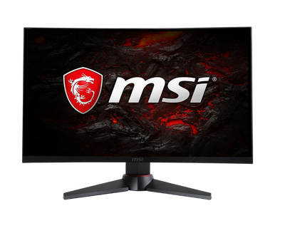 "MSI Optix MAG24C - 24"" 144Hz Curved WVA Gaming Monitor (1800R) w/ Adaptive Sync"