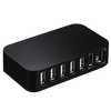 7 Port Powered USB Hub (power cord included)