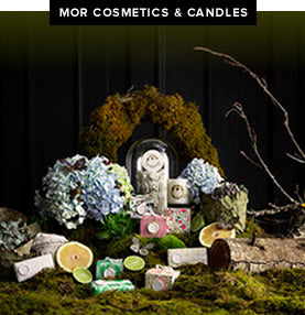 MORE COSMETICS & CANDLES