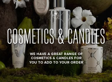 MOR COSMETICS AND CANDLES