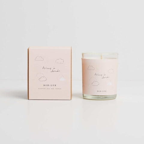 Bon Lux ASLEEP IN THE CLOUDS Votive Candle