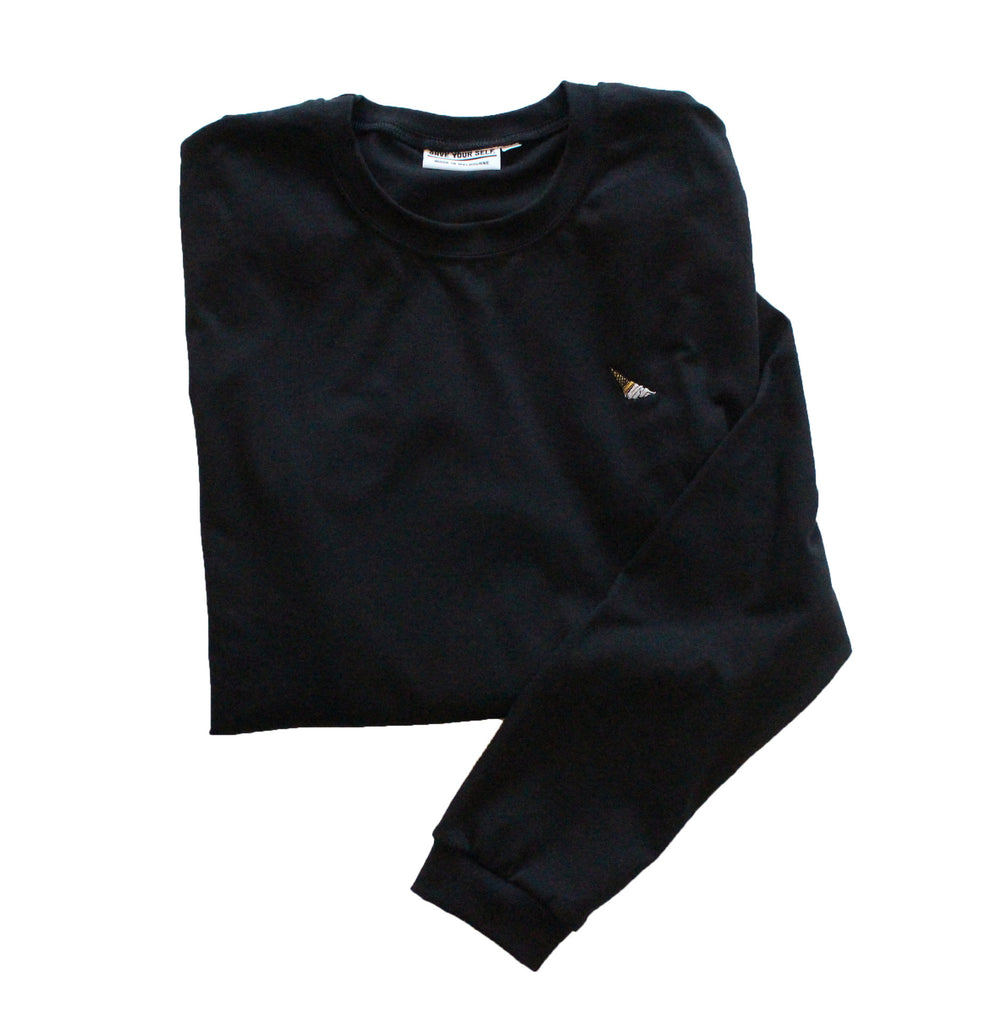 Save Yourself Dropped Icecream L/S T-Shirt