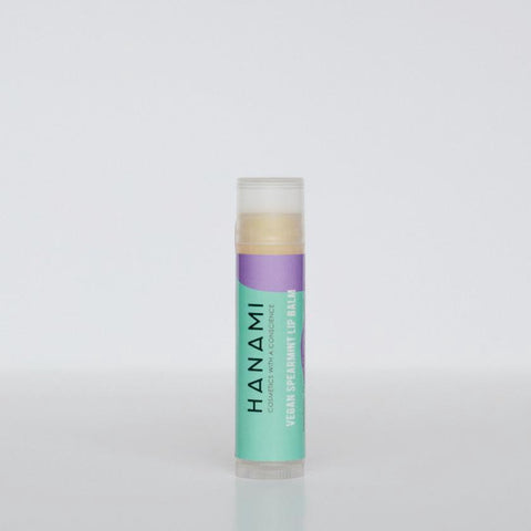 Hanami Spearmint Lip Balm