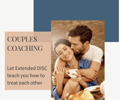 Extended DISC® Couple Profiling - profilecoaching