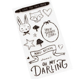 Stamps | Oh My Darling Set